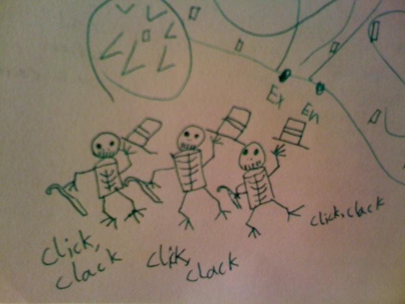 Click Clack Click Clack!